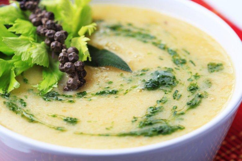 крем супа од карфиол