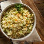 """""""ориз"""" од карфиол"""