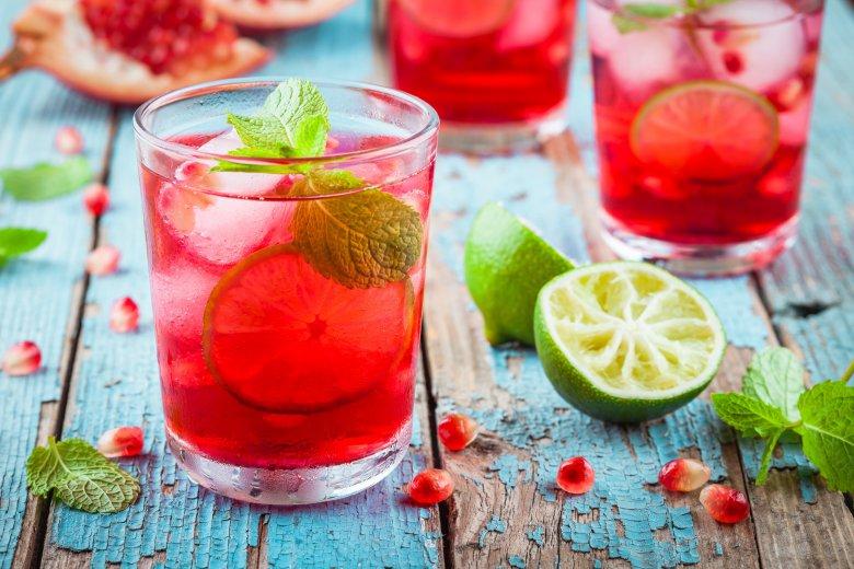 природен сок од калинка