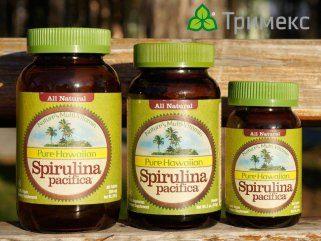 Spirulina pacifica - најмоќна храна на земјата и прочистувач на телото 1