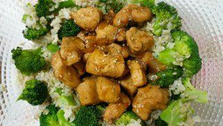 Лесен рецепт за теријаки пилешко 1