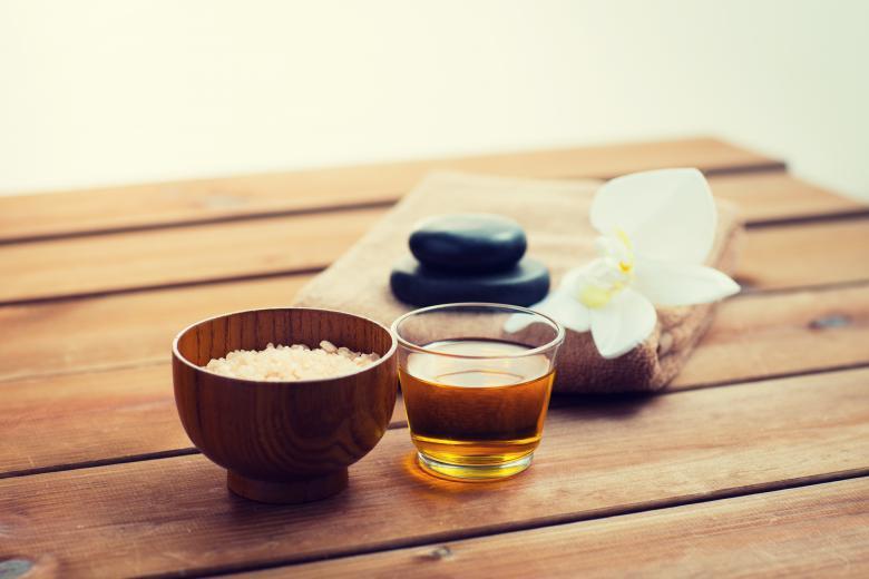 домашен третман со ленено масло