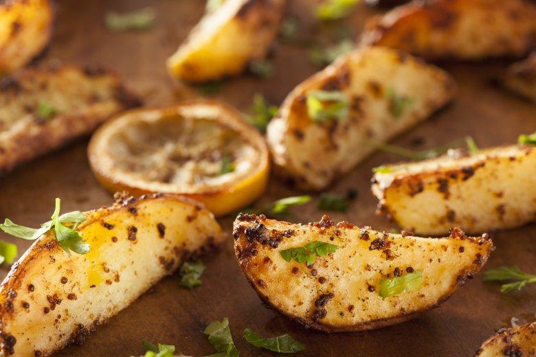 крцкави печени компири