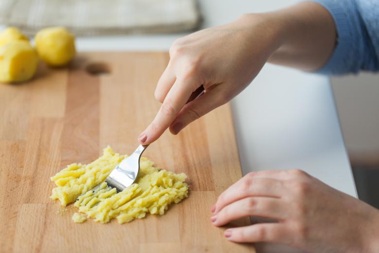како да направите совршено кремасто пире