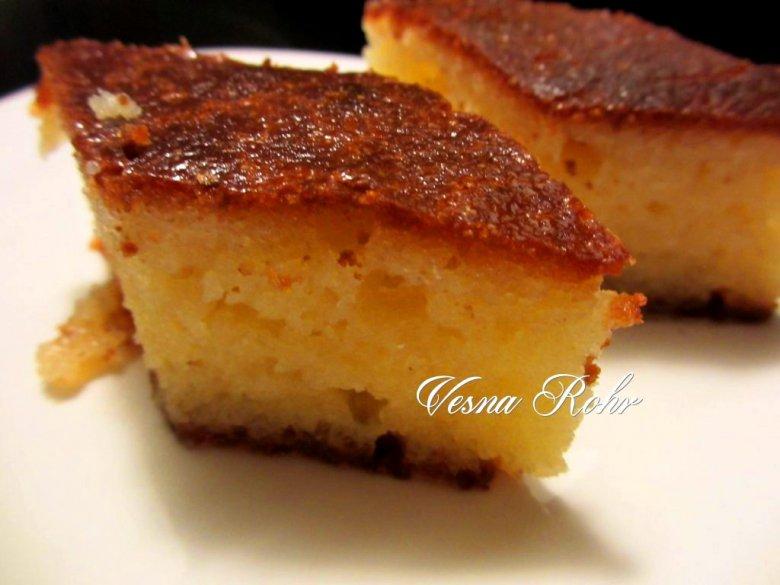 Струмички рецепт за татлија со пресно сирење 2