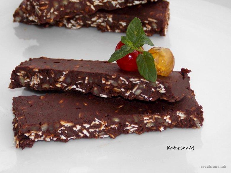 Здрави чоколадни плочки 2