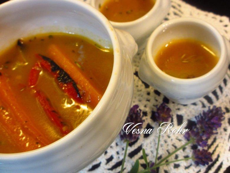 Брз посен сос - макало 2