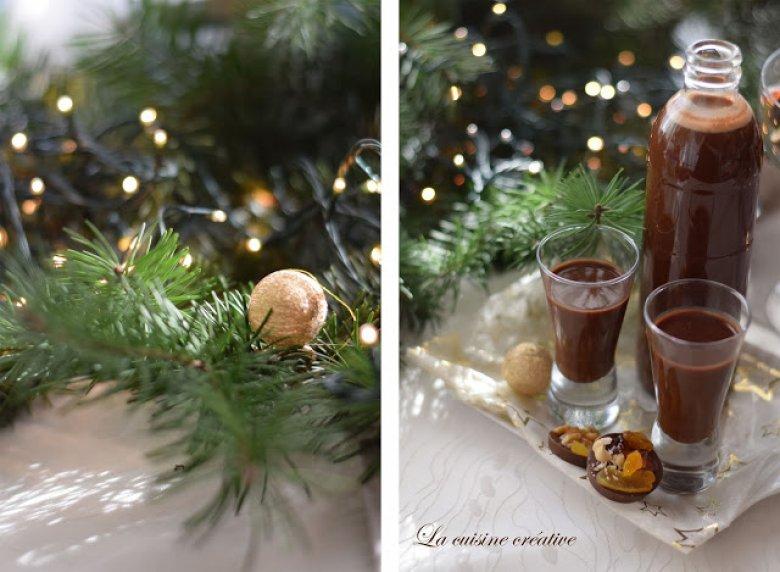 Чоколаден ликер со рум 2