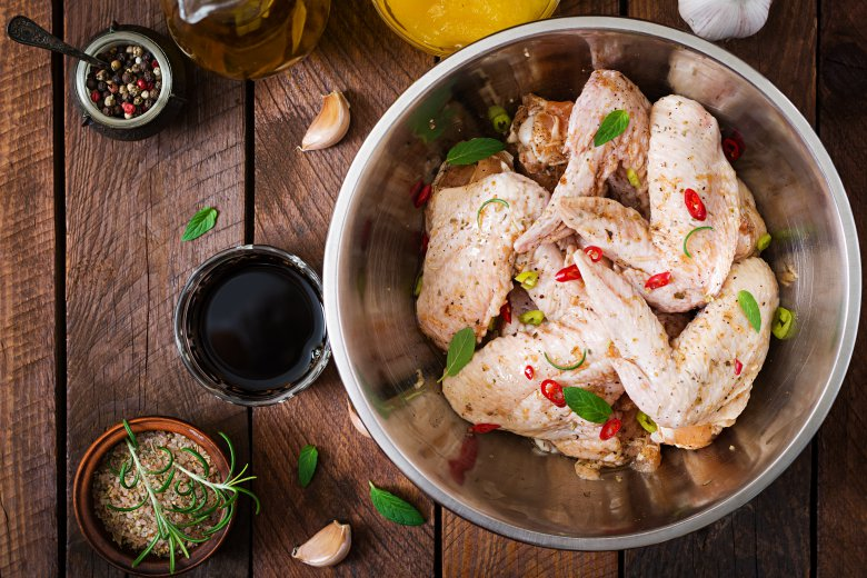 Маринада за пилешко месо на Азиски начин 2