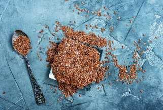 Лененото семе е еден од најдобрите природни лекови против опстипација