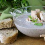 крем супа од печурки