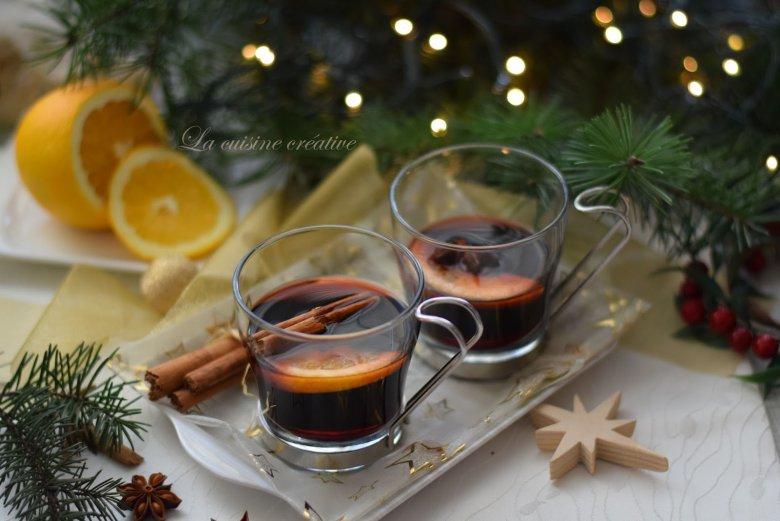 Варено вино со мед и џин 2