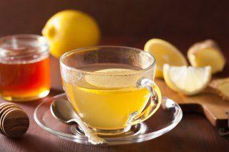 Здрав домашен напиток за слабеење од 4 состојки 1