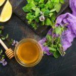 маска за лице со лимон и мед