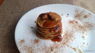 Здрави палачинки од банани - без шеќер и без брашно 1