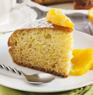 Колач со портокал