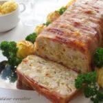 Пилешки терин - свечен ролат од сечкани состојки 1