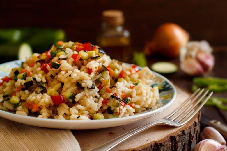 посни јадења со ориз
