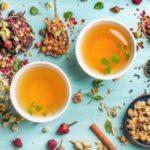 3 чаеви кои се препорачуваат во пролет