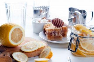 диета со лимонов сок