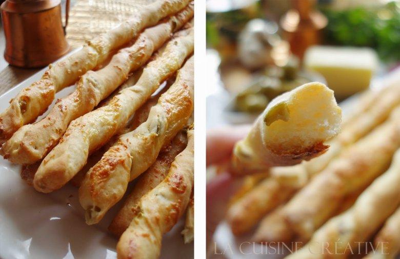 солени стапчиња со маслинки