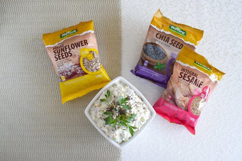 салата со семиња 2