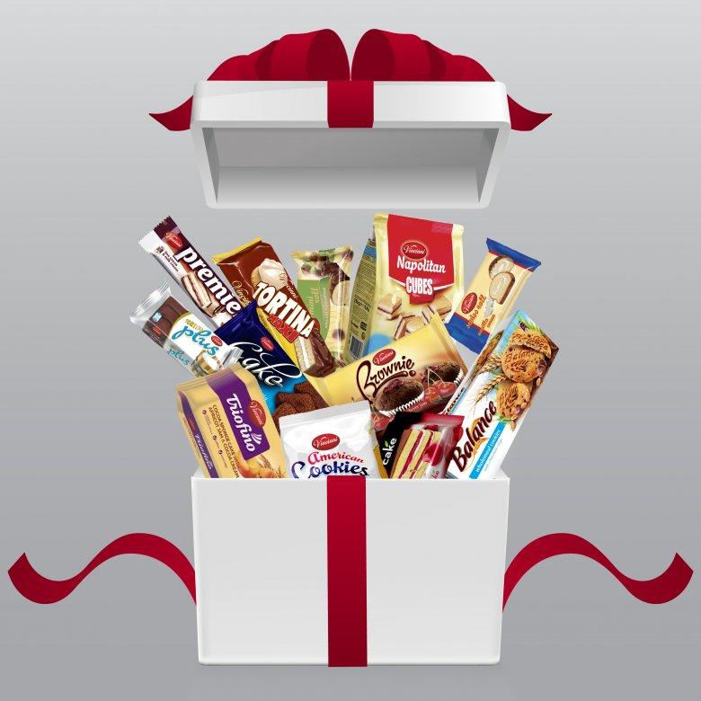 Подаруваме заедно со Vincinni и ви посакуваме среќа!
