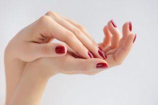 здрава кожа без егзема на рацете 1