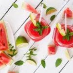 6 избор рецепти со лубеница - смути, слатко, џем, сок 1
