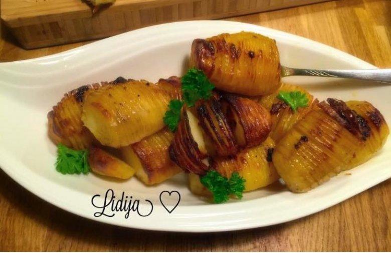 Печени компири на шведски начин 2