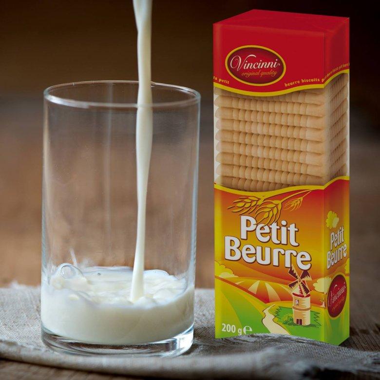 Појадок од нашето детство - бисквити со млеко 3