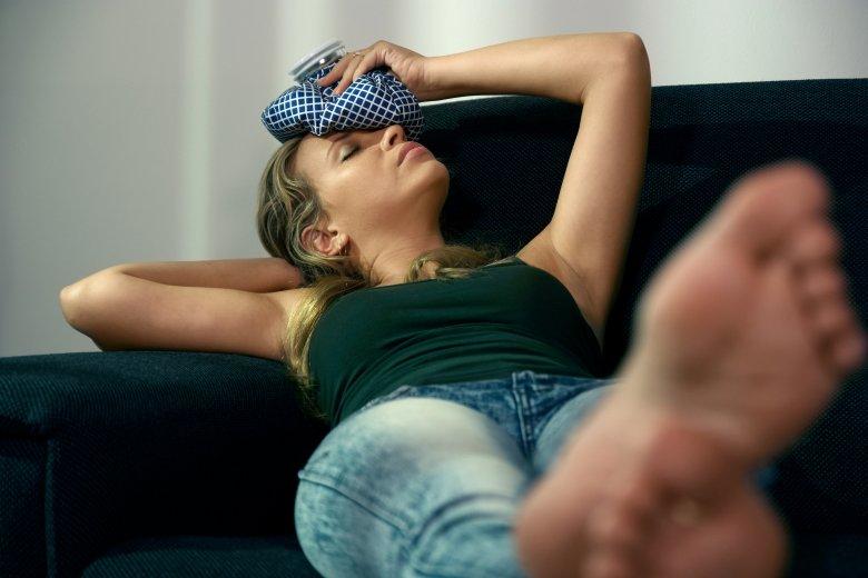 Природна тинктура против главоболка 2