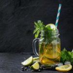 Напиток од зелен чај за ослободување од токсините во организмот