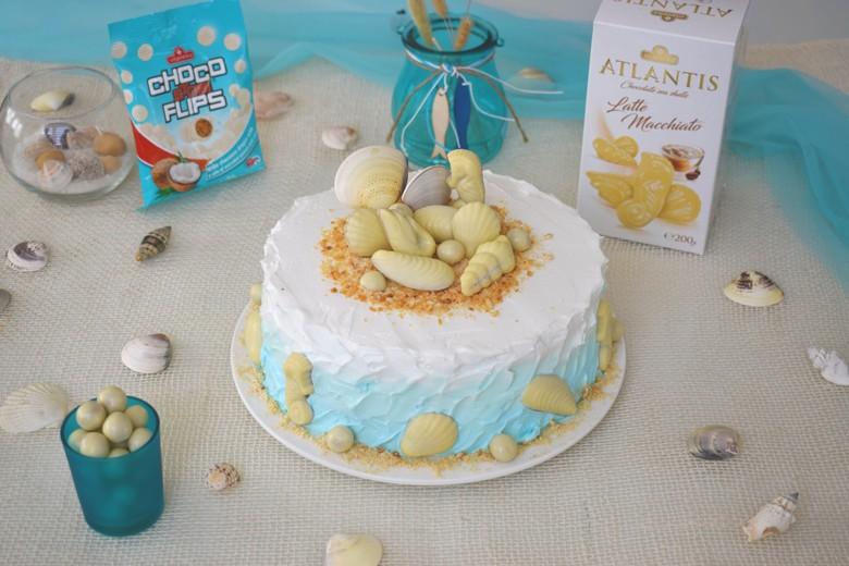 Атлантис торта - слатка морска идила за сечиј вкус 2