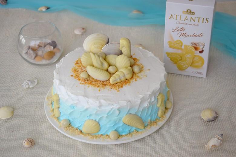 Атлантис торта - слатка морска идила за сечиј вкус 4