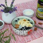 Здрав хранлив појадок - чиа пудинг со спирулина и авокадо 1