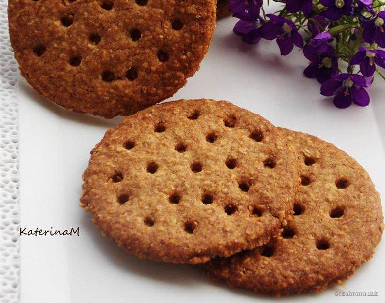 интегрални бисквити