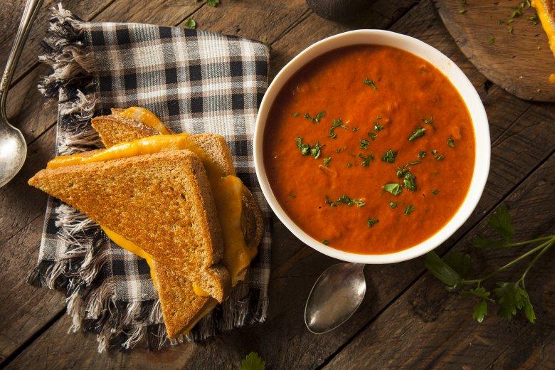 Kрем супа од домати 2