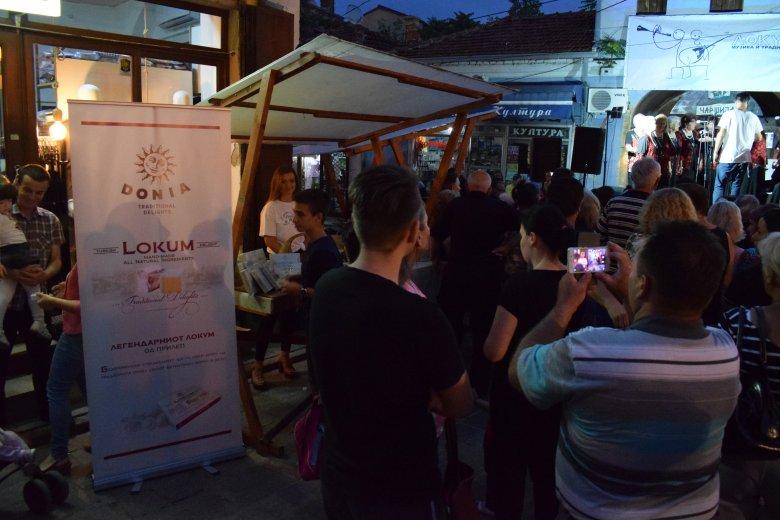 Посетете ги штандовите на Дониа на Lokum Fest и промоциите во Битола 4