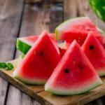 лубеницата е чистач на организмот