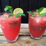Мохито со лубеница 1