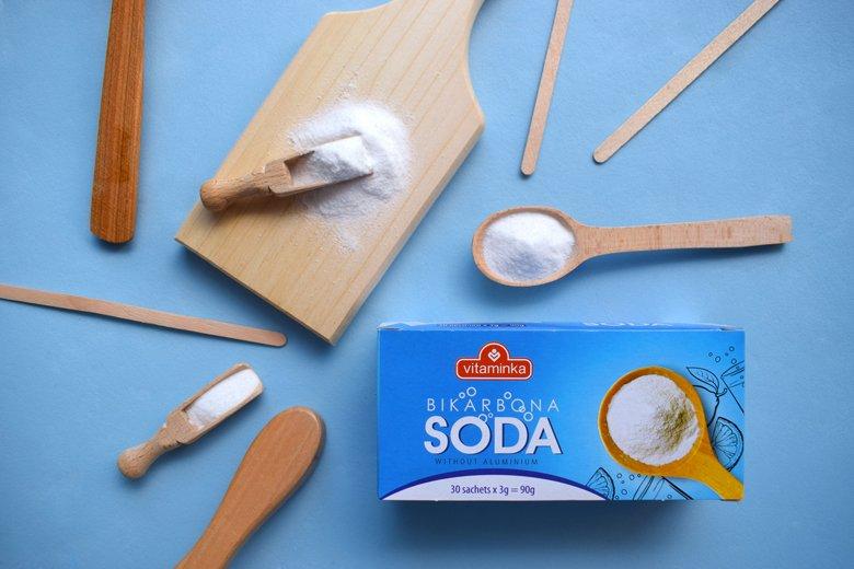 Сода бикарбона без алуминиум - лесно достапен народен лек 2