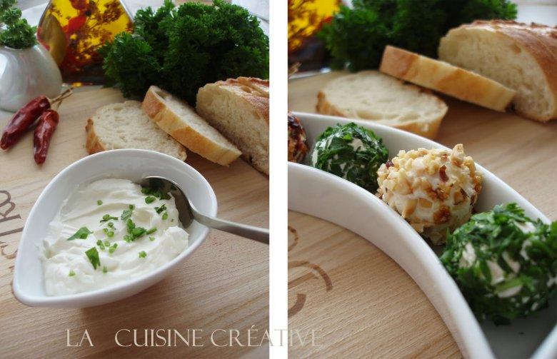 Домашно крем сирење - лабнех 2