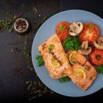 Лосос - високо протеинска храна без јаглени хидрати 1