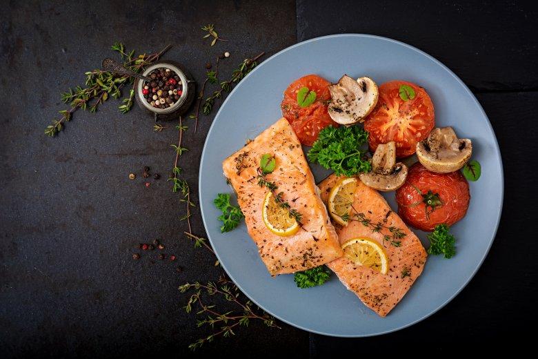 Лосос - високо протеинска храна без јаглени хидрати 2