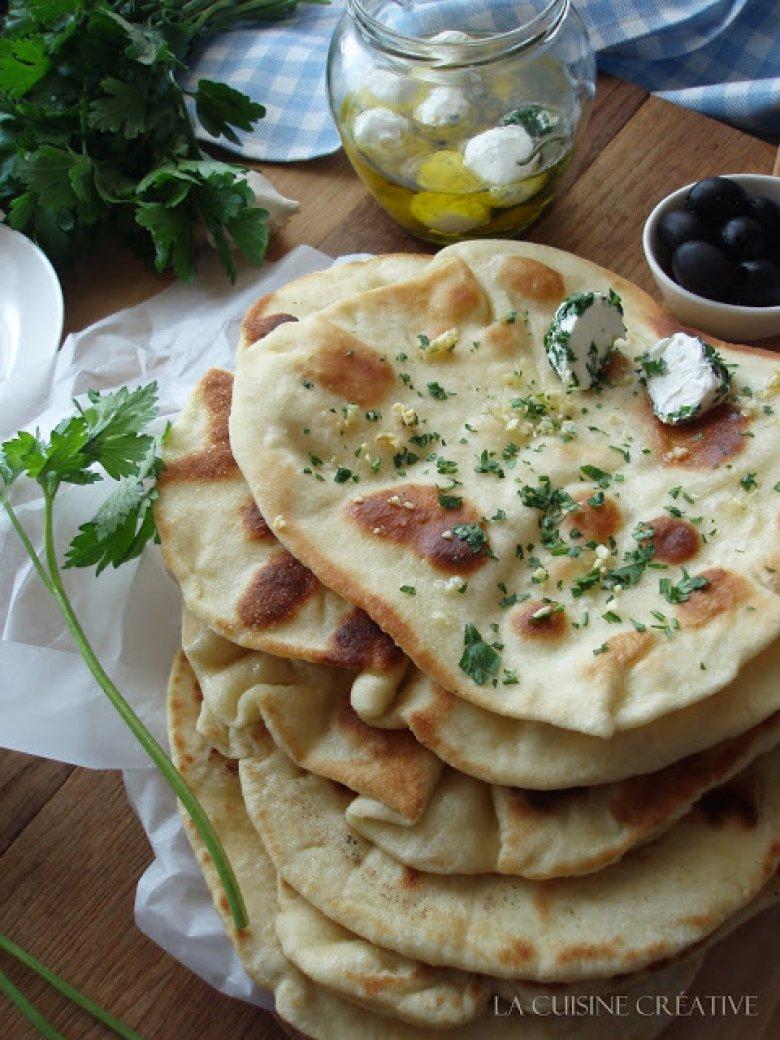 """Рецепт за """"наан""""- вкусни индиски лепчиња 2"""