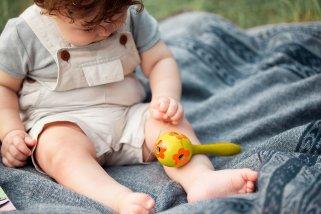 осип од топлина кај бебињата