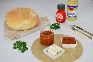 Домашна лутенка со кечап 1