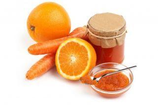 Мармалад од моркови со портокал 1