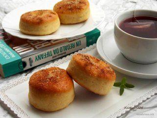 печени путер крофни